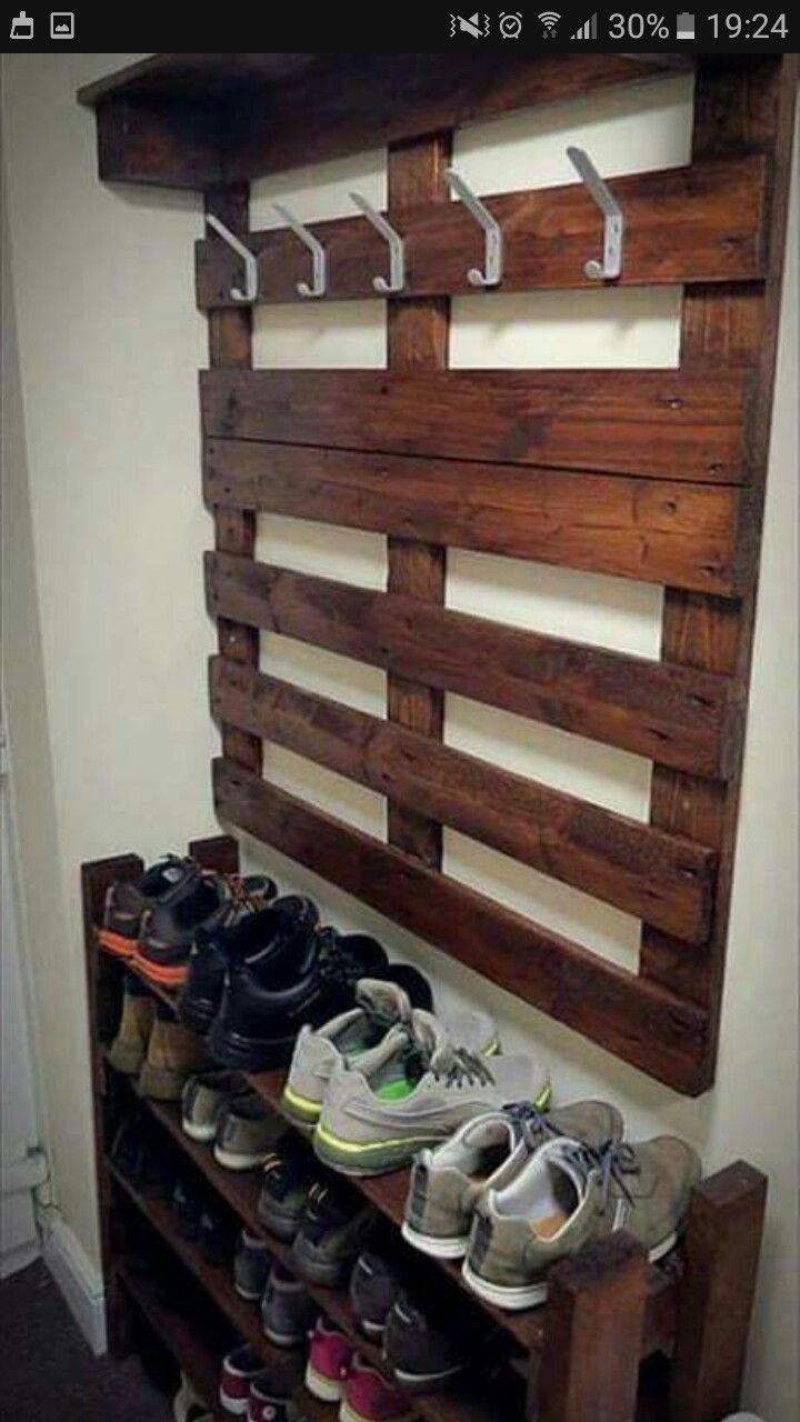Closet palet | For the Home | Pinterest | Ideas de decoracion, Ideas ...