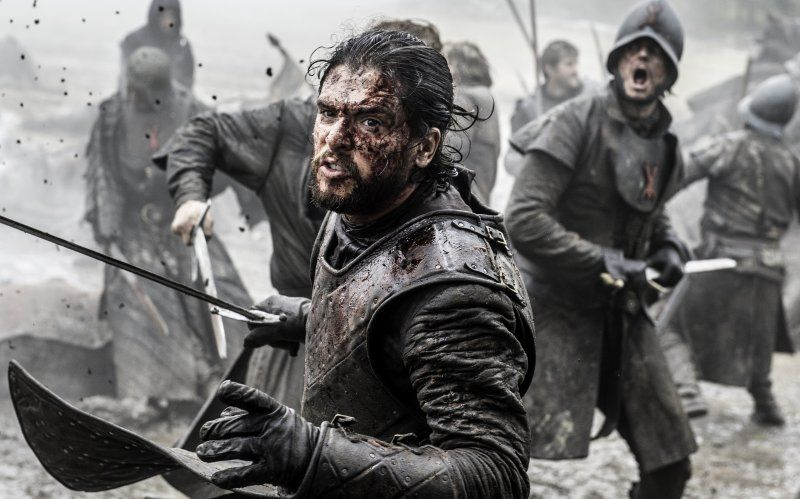 jon snow battle of the bastards - Cerca con Google