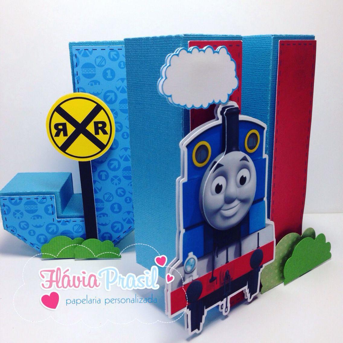 Letras 3D Thomas e seus amigos | letras 3d in 2019 | Thomas