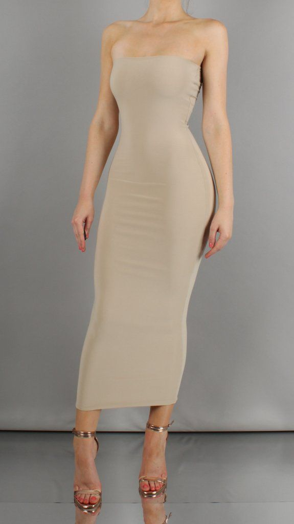 9af08a59e0 Bodycon maxi length tube dress handmade by Boom Boom The Label. This is the  perfect party dress.