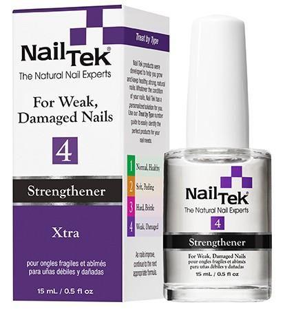 Nail Tek Strengthener 4 Xtra 0.5 oz   Nail tek and Products