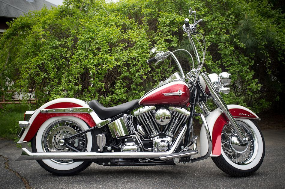 My 2013 Softail Deluxe - Harley Davidson Forums | Harley's