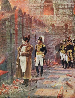 an analysis of the 1812 invasion of napoleons army in russia [1] tsar alexander i was not persuaded to come to terms by the threat of invasion, meaning that he why napoleon's 1812 russian campaign failed this is the last at worst it would have released a large number of french troops for the invasion of russia, reducing napoleon's dependence on allies.