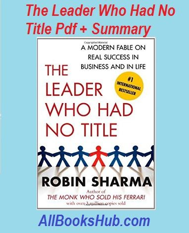 The Leader Who Had No Title Full Pdf