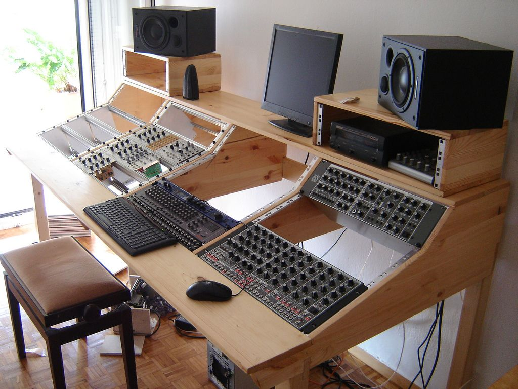 pin by aj alexand3r on home studio setups configuration furnishings in 2019 recording. Black Bedroom Furniture Sets. Home Design Ideas