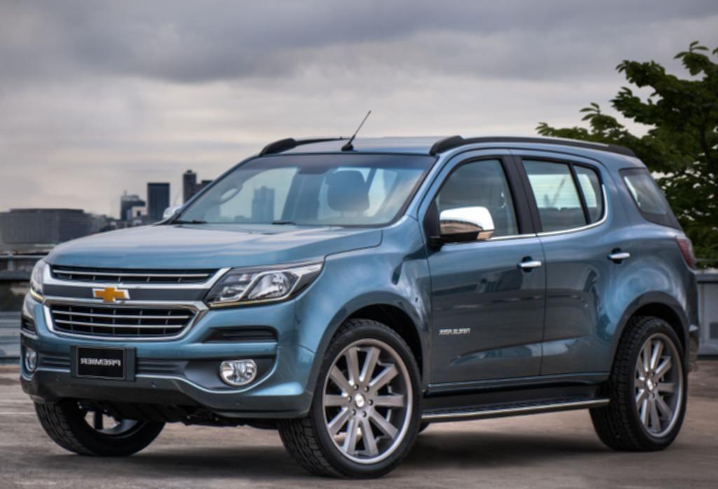 chevrolet blazer concept 2019 engine price and competitor auto