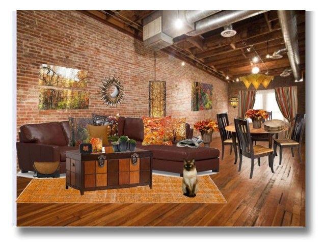 Autumn Style Loft Apartment\