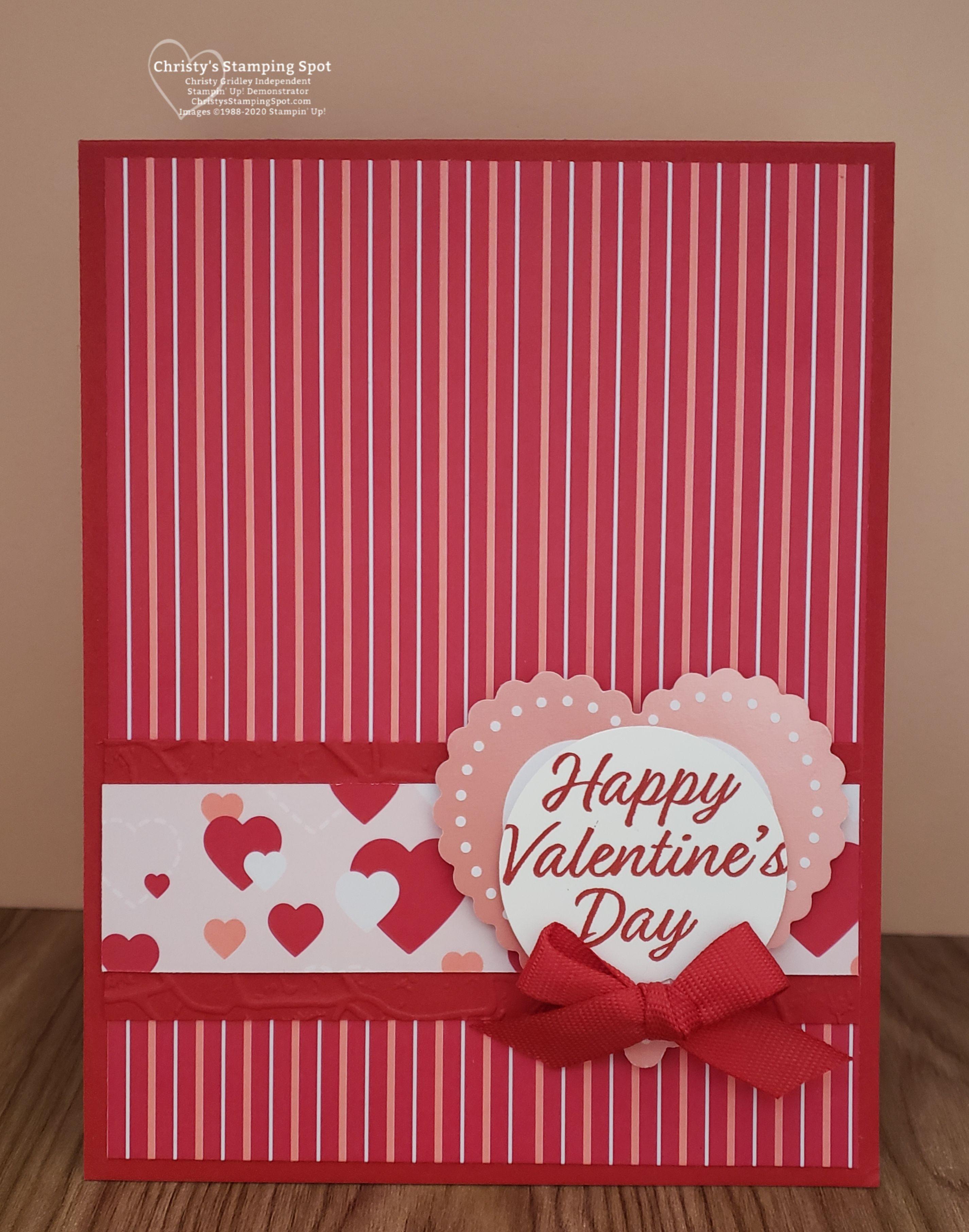 Happy Valentine S Day Card In 2020 Happy Valentines Day Card Valentines Cards Valentine Cards Handmade