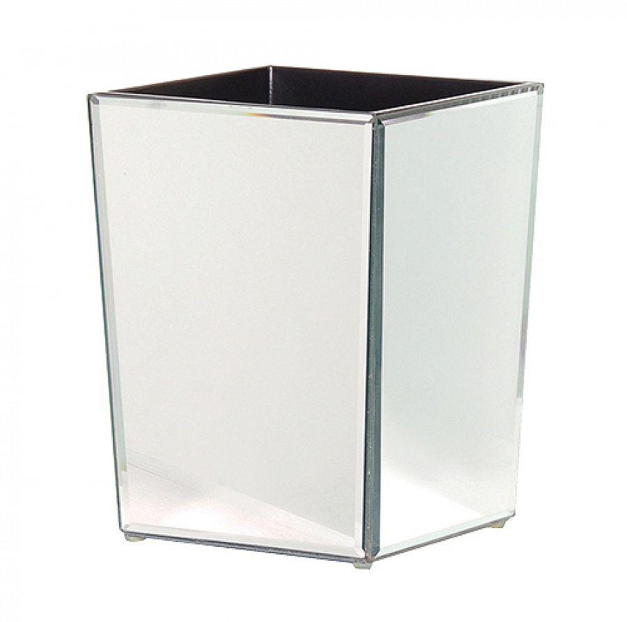Venetian Glass Waste Bin from Charles Grace Interiors