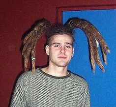 Never Ever Es Geht Immer Noch Schlimmer 25 Schreckliche Haarschnitte Ohne Zukunft Lustige Frisuren Bad Hair Day Seltsame Frisuren