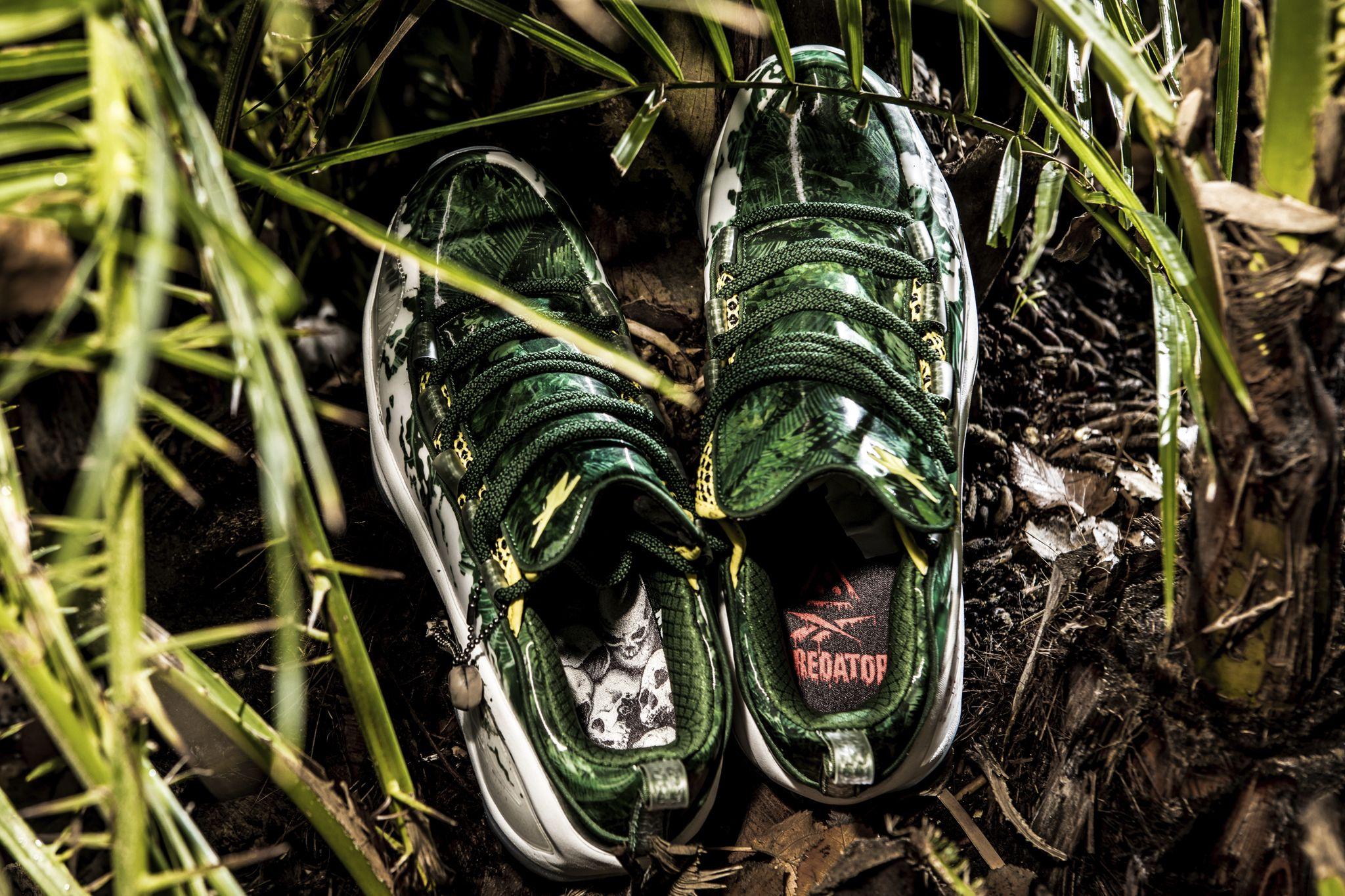 Reebok DMX Run 10 x Predator Shoes