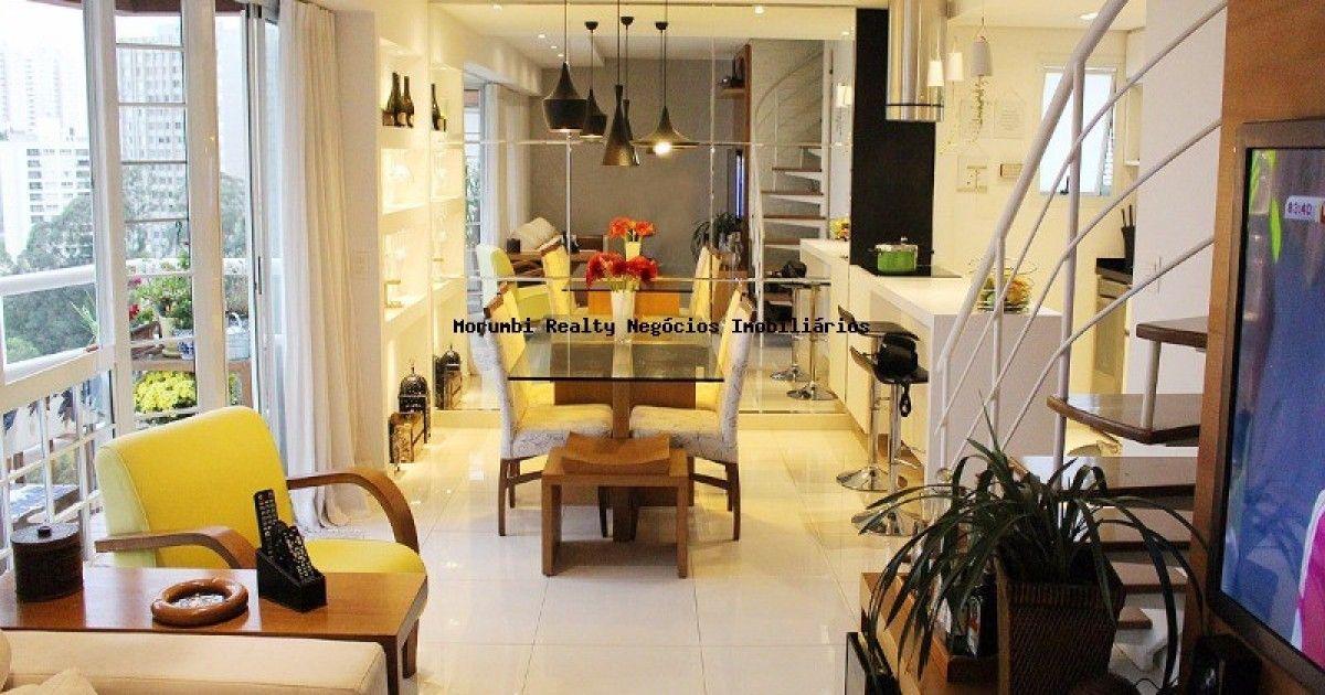 Morumby Realty Negócios Imobiliários - Apartamento para Venda em São Paulo