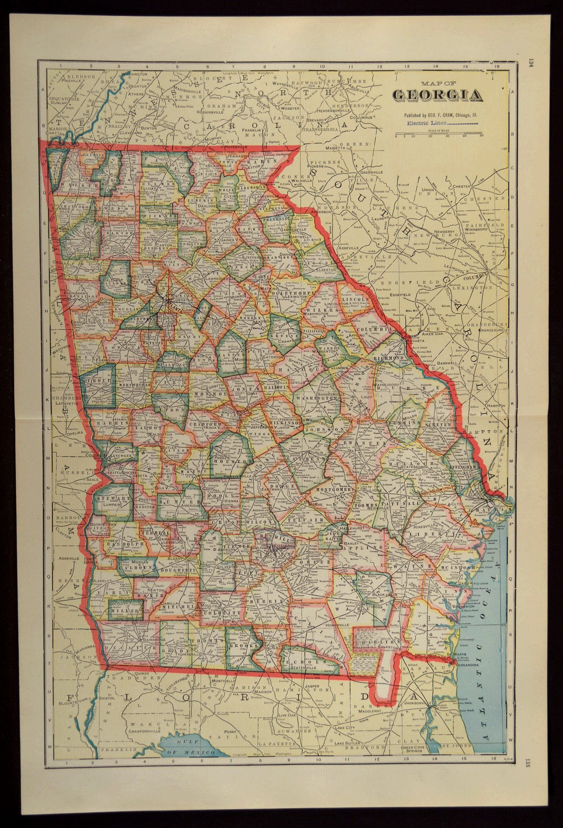 Georgia Map of Georgia Wall Decor Art LARGE Antique County ... on north georgia counties map, tn counties map, united states counties map, georgia airports map, georgia highway map, georgia river map, georgia city map, georgia fault line map, georgia area code map, griffin georgia map, georgia cities map, nebraska counties map, georgia colony map, georgia soil types map, georgia state map, georgia town map, georgia physical map, georgia region map, georgia 1700s, georgia europe map,