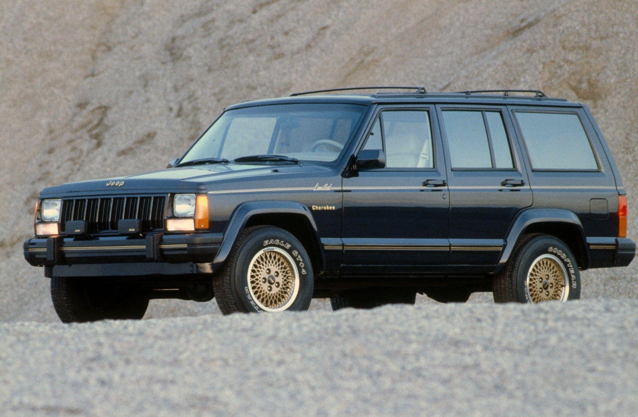 1990 Jeep Cherokee Limited Xj Jeep Cherokee Xj Jeep Cherokee Limited Jeep Cherokee