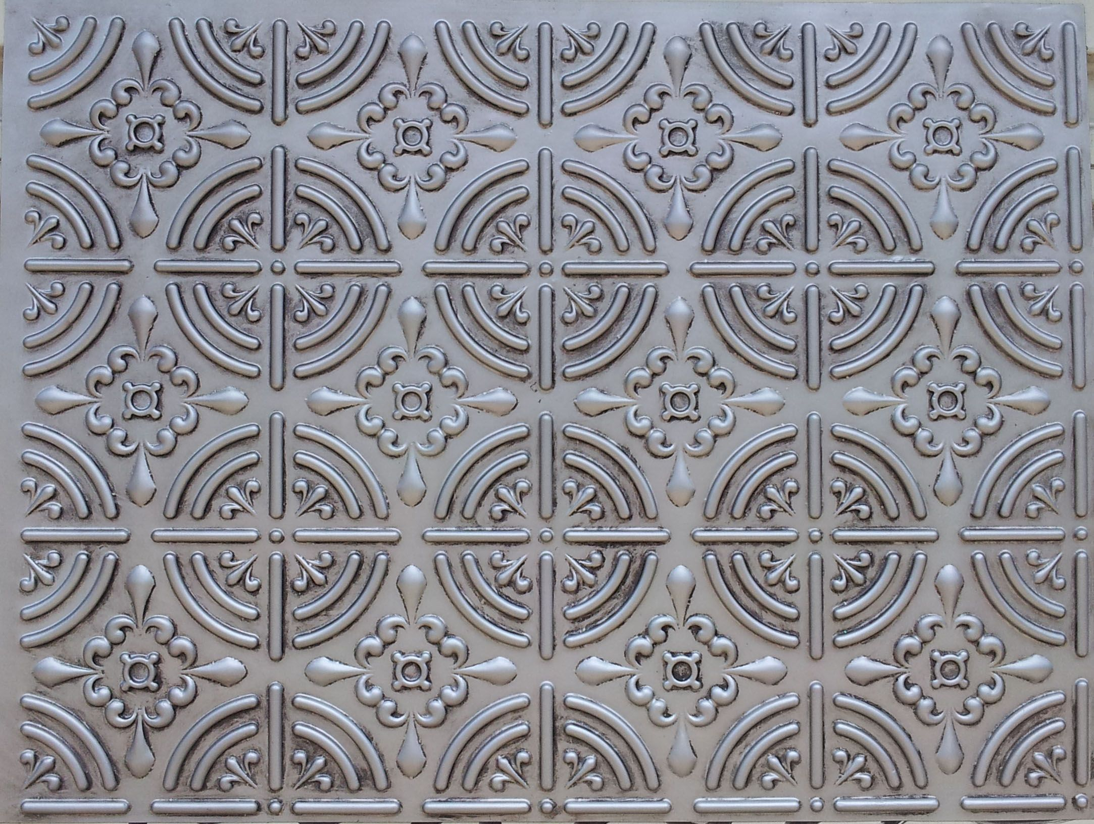 your regard decorating ceiling upgrading to x with ideas for hgtvs measurements tiles great silver tin