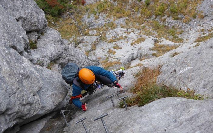 Klettersteig Engelberg : Fürenwand klettersteig engelberg via ferrata pinterest