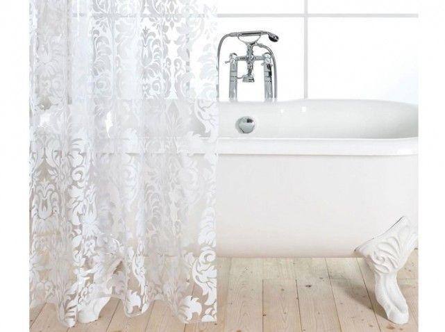 rideau de douche original zara home | déco home | pinterest