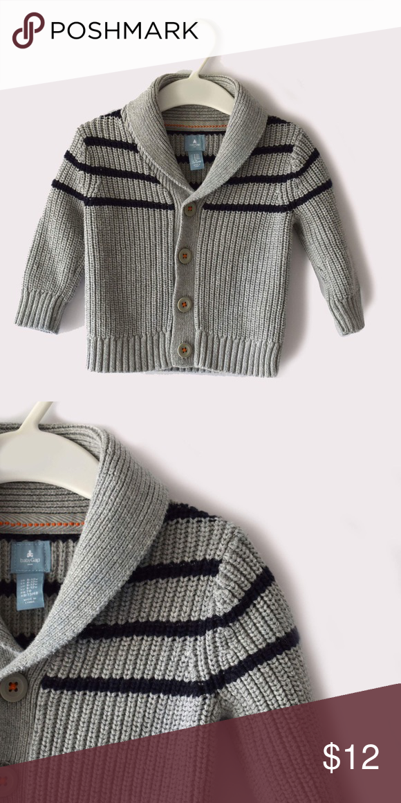a91d5a5dc Baby Gap Cardigan Sweater for Baby Boy Baby Gap