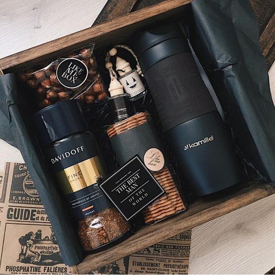 Awesome Fathers Day Gift Basket Ideas for Men