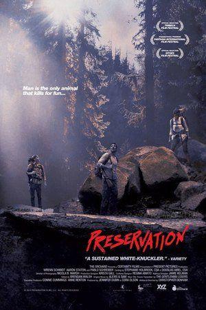 Poster Preservation 2014