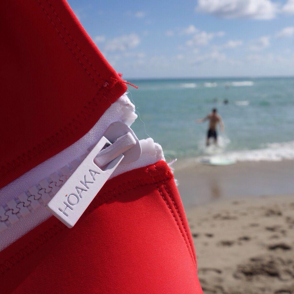 96c578c4ba8b1 Hoaka swimwear Kauai - red Bikini fashion