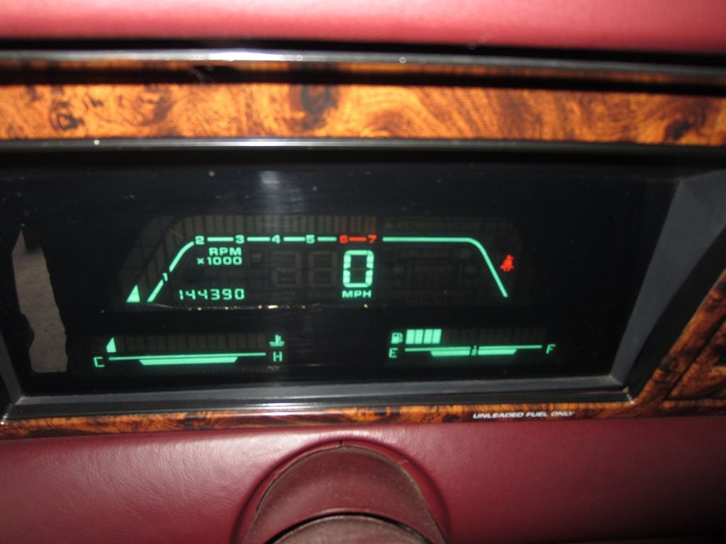 For Sale 1987 Chrysler LeBaron Coupe Turbo 5speed