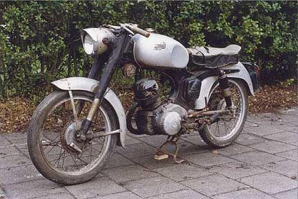 1950s Ducati 98 Sport Vehiculos
