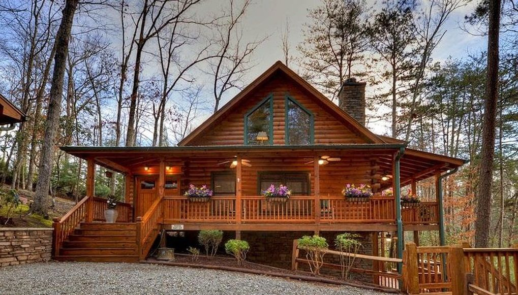 Georgia Cabins Water S Edge Morning Breeze Cabin Rentals Georgia Cabins Cabin Georgia Cabin Rentals