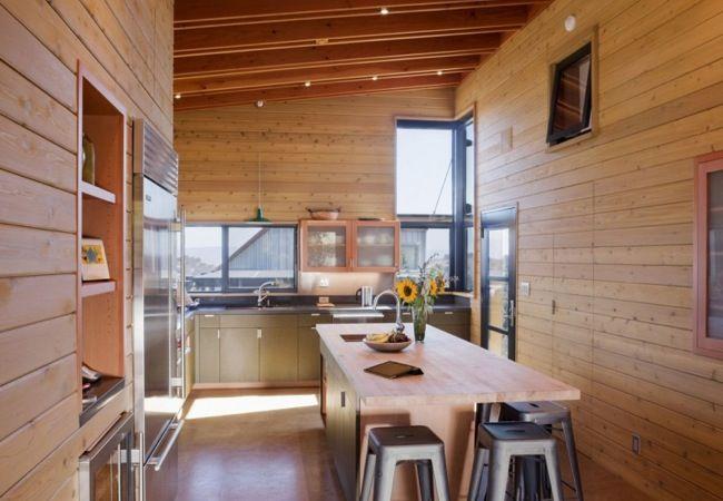diseo cocinas en madera tanto modernas como ms clsicas