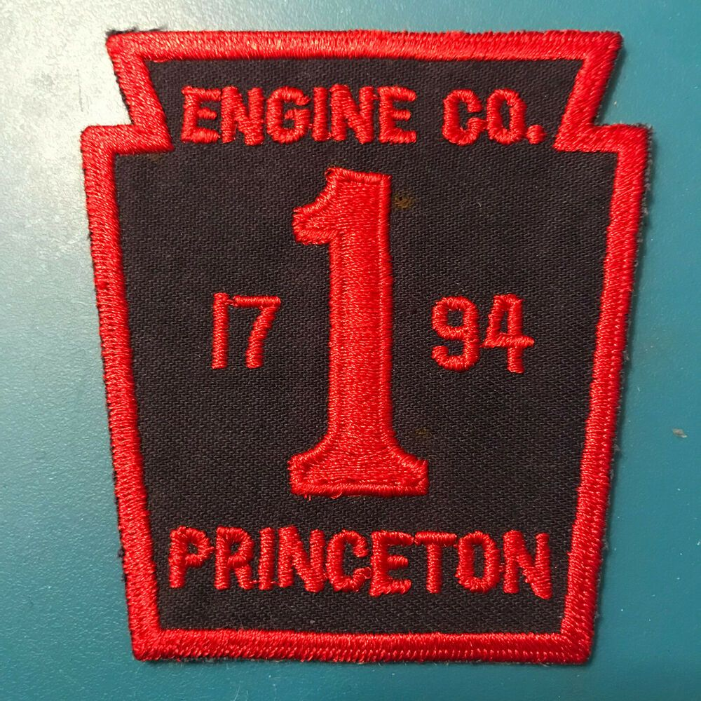 Princeton Engine Company 1 Fire Rescue 1794 Mercer County New Jersey Nj Patch Mercer County Patches Princeton