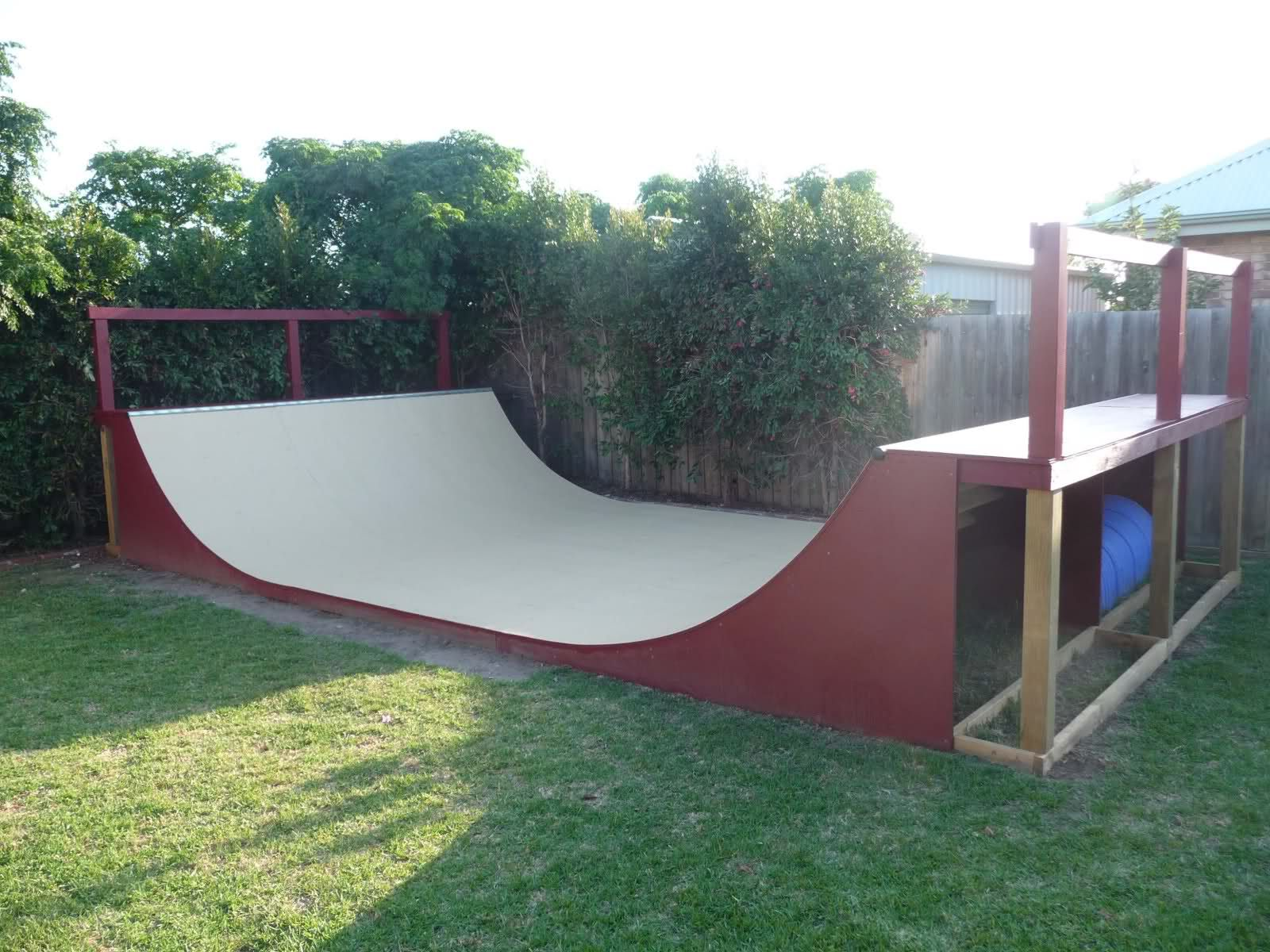Had To Make A Start Mini Ramp Ramp Design Backyard Skatepark Backyard mini ramp for sale