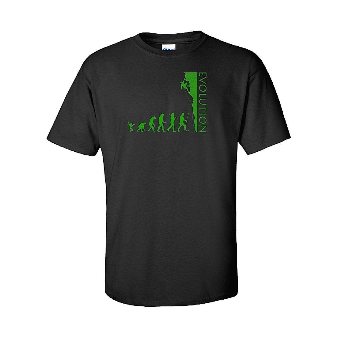 IamTee Climbing Evolution T-Shirt