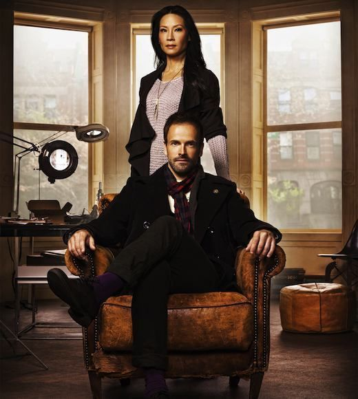 'Elementary'   No.   After watching BBC Sherlock Holmes this series just doesn't cut it!
