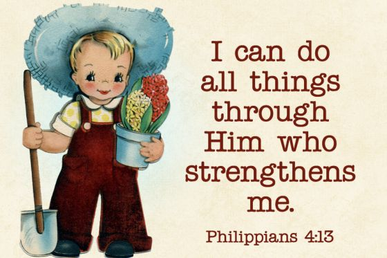 printable christian greeting cards free printable christian message cards i can do all things through
