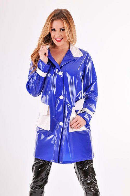 pin von kemo auf pvc raincoats regenm ntel pinterest. Black Bedroom Furniture Sets. Home Design Ideas