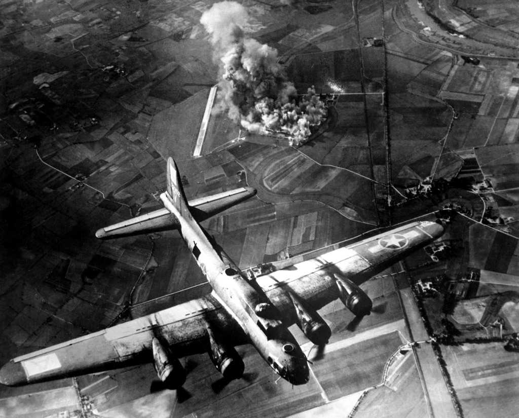 Boeing B-17 The Flying Fortress