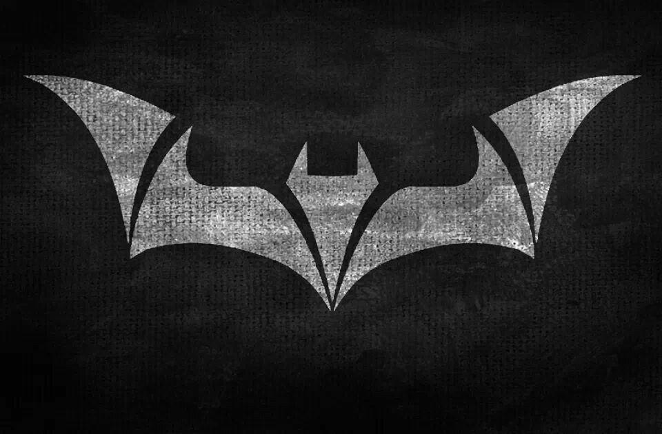 Segmented Bat Symbol Wonderful Things Pinterest Batman And