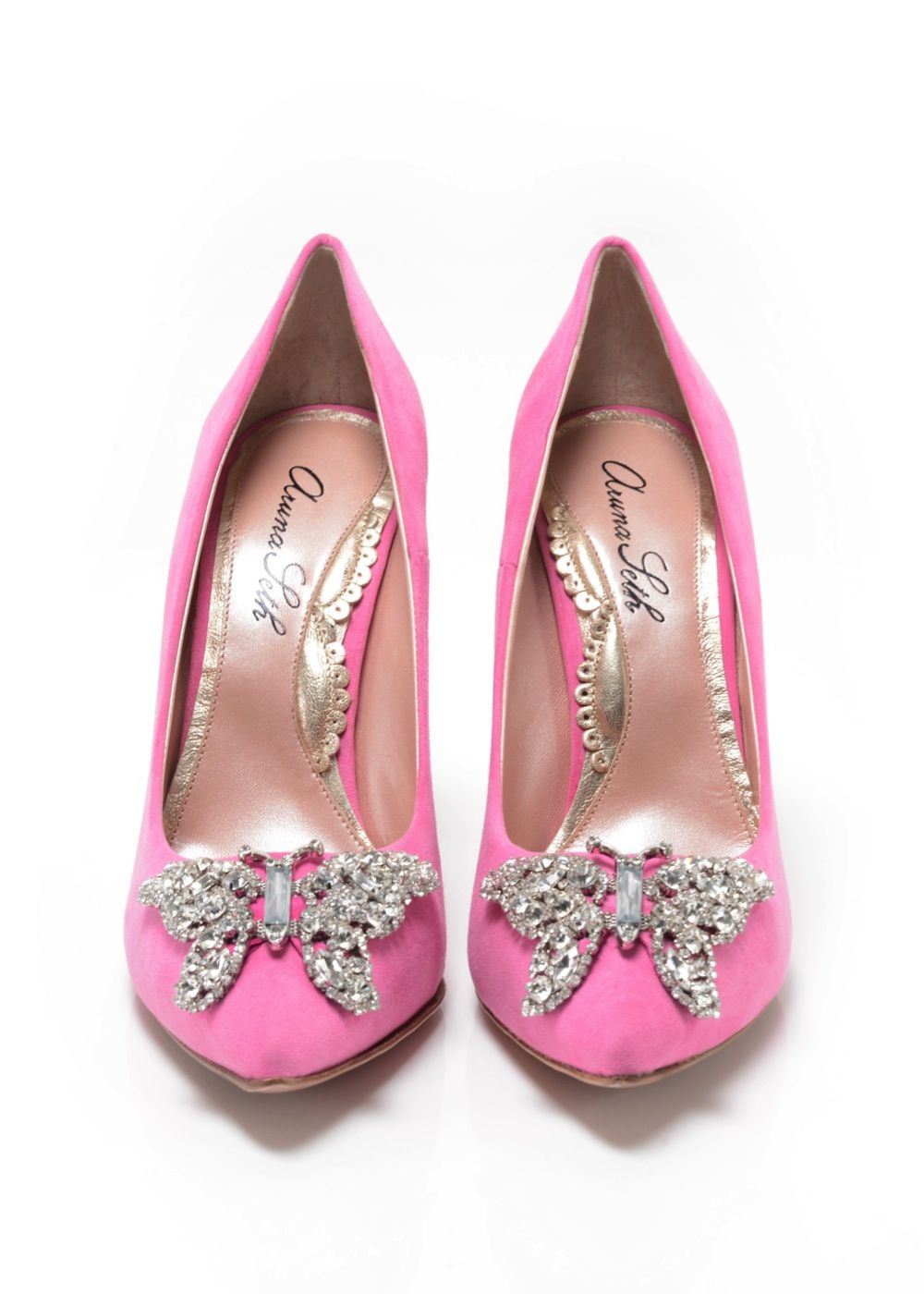 12 Seriously Cool Wedding Shoes