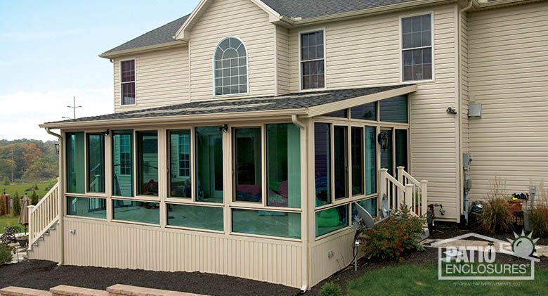 Looking For Tinted Windows For Your Sunroom Take A Look At This