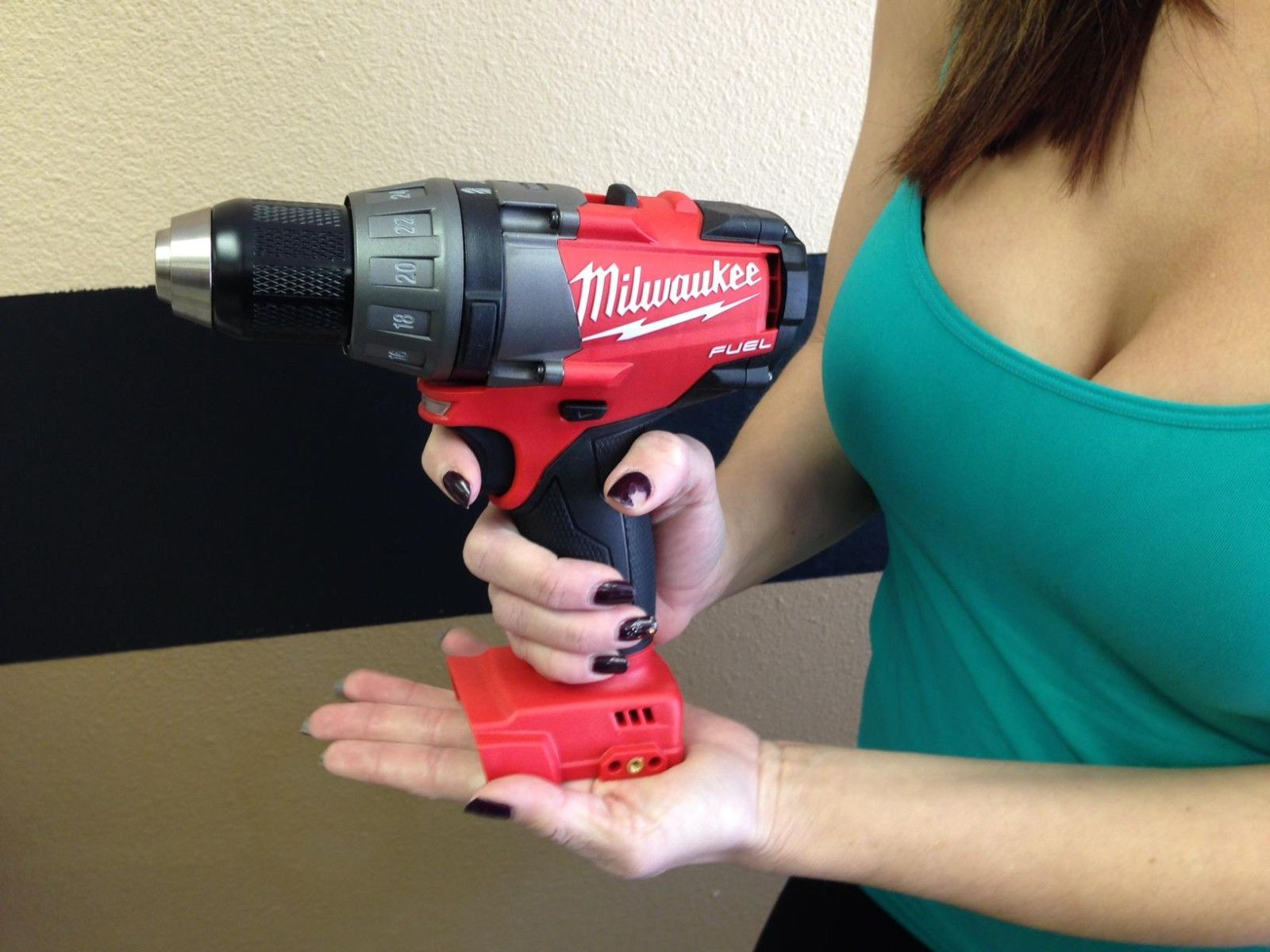 Details About New Milwaukee M18 2703 20 18v Li Ion 1 2