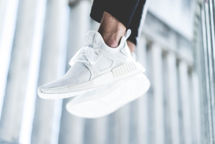 0ad8695175ce7c Boost midsole for reactive cushioning with each step. Boost midsole for  reactive cushioning with each step. Adidas Nmd Xr1 Pk ...
