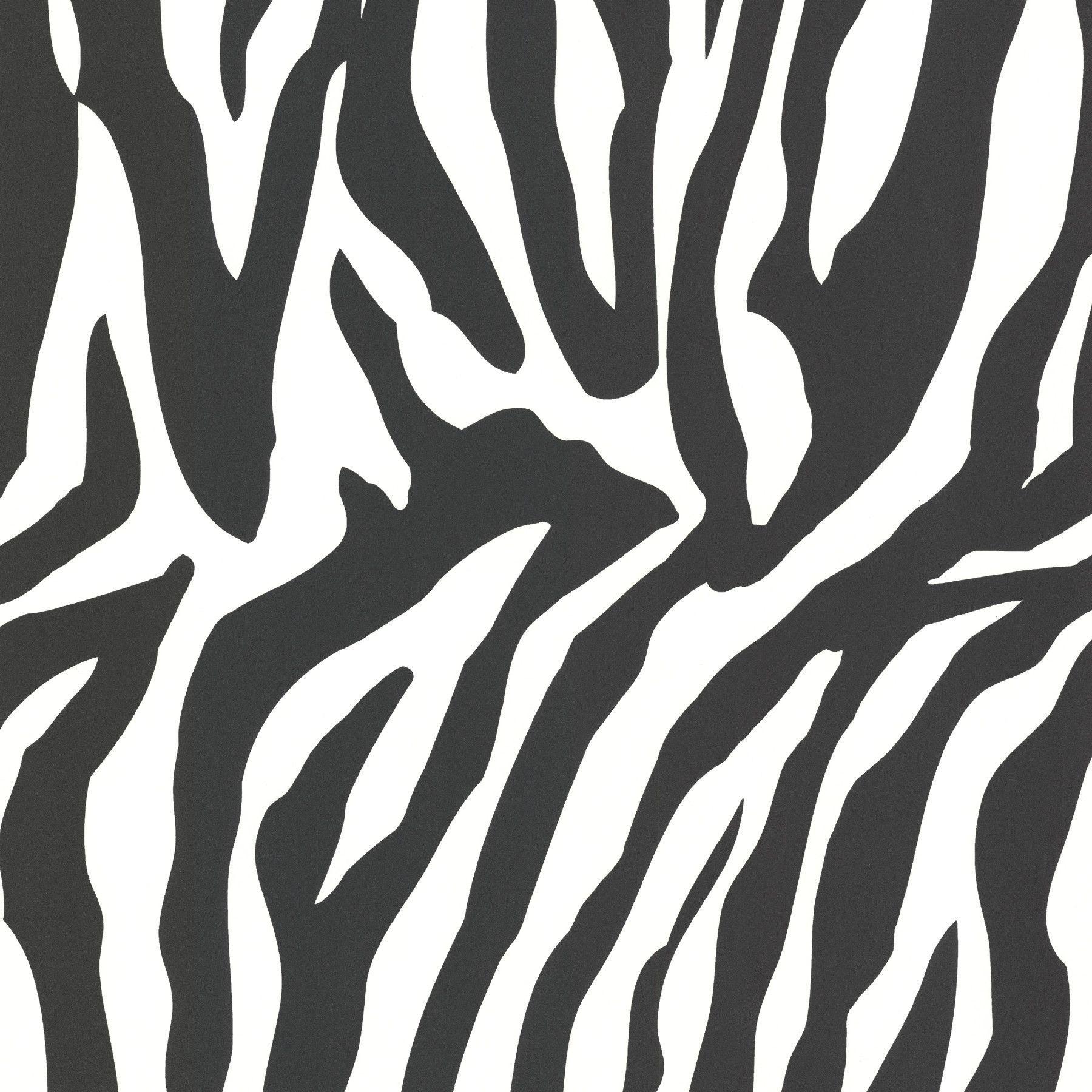 Zebra Print Behang.Zinc 33 X 20 5 Zebra Print 3d Embossed Wallpaper In 2019