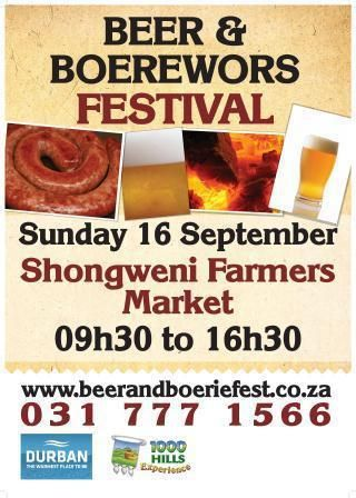 1000 Beer & Boerewors Festival #Durban #DigitalStreet