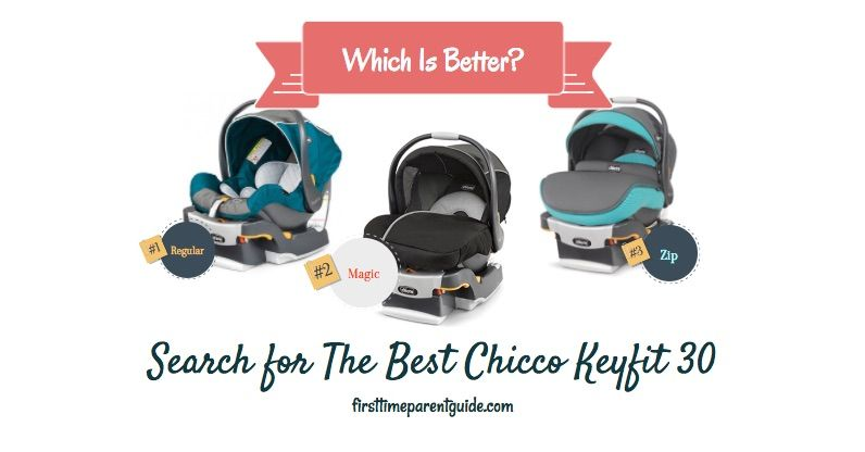 What Are The Similarities And Differences Of Chicco Keyfit 30 Regular Magic Zip Models How Do I Know Which One Is Better