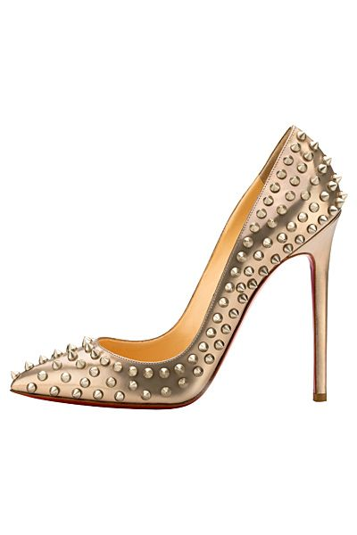 5e8b35c5cea5 Christian Louboutin - Womens Shoes - 2014 Spring-Summer