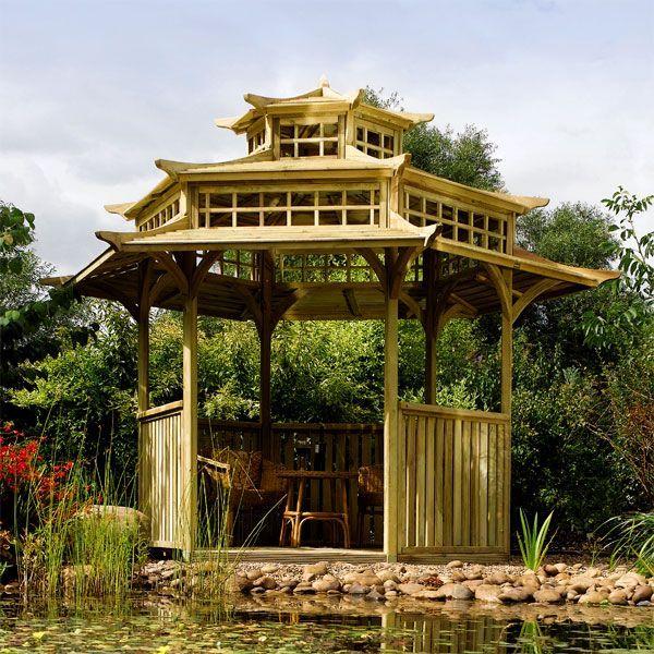 Image Result For Chinese Style Pergola Pagoda Gazebo Pagoda Garden Garden Gazebo
