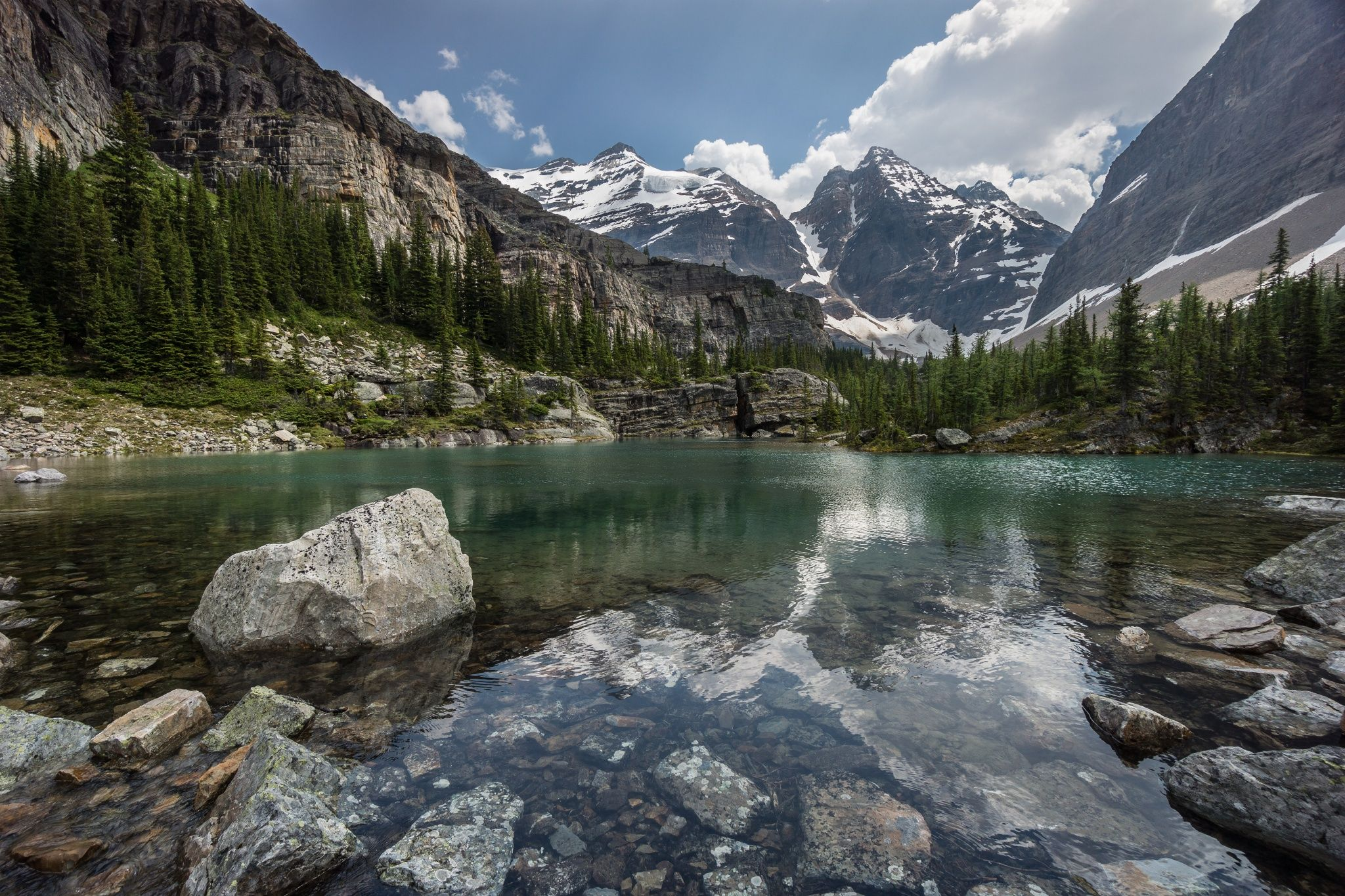 Along the Trail by Carrie Cole on 500px, Yoho National Park.