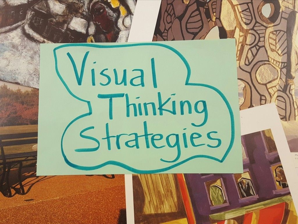 How Visual Thinking Strategies Can Help You Lead Great