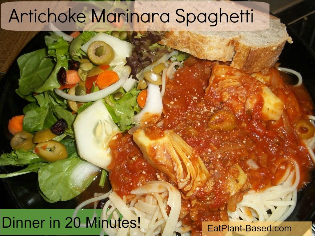 Need a healthy delicious dinner fast? This is one to make the whole family happy in just 20-minutes!