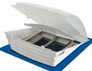 Camco Aero Flo RV Roof Vent Cover   PPL Motor Homes